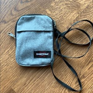Eastpack cross body travel purse